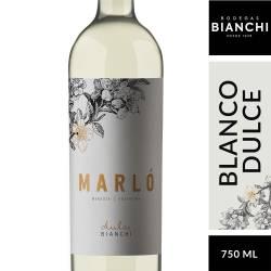 Vino Blanco Marlo Dulce x 750 cc.