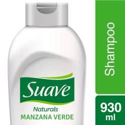 Shampoo Suave Manzana Verde x 930 cc.