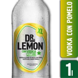 Dr. Lemon con Vodka y Pomelo x 1 Lt.