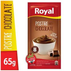 Postre en Polvo Royal Chocolate x 65 g.