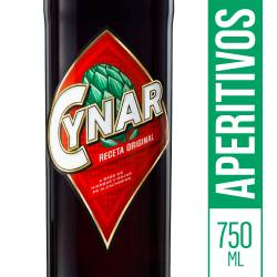 Aperitivo Cynar x 750 cc.