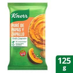 Puré de Papas y Zapallo Knorr x 125 g.