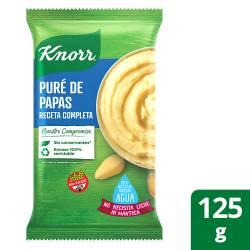 Puré de Papas Knorr Receta Completa x 125 g.