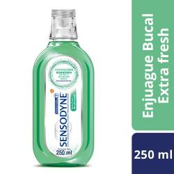 Enjuague Bucal Sensodyne Extra Fresh x 250 cc.