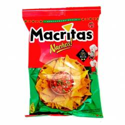Nachos Style Macritas x 90 g.