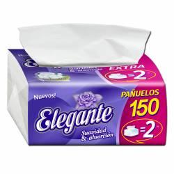 Pañuelos Papel Elegante Expendedor x 150 un.