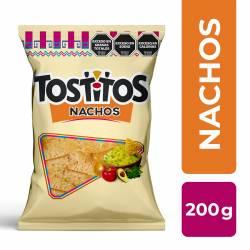Nachos Tostitos x 200 g.