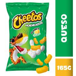 Palos de Maíz con Queso Clásico Cheetos x 165 g.