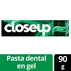 Crema Dental Close Up Acción Profunda Menthol x 90 cc.