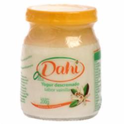 Yogur Descremado Dahi Vainilla x 200 g.