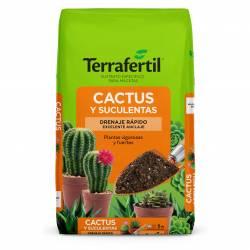 Sustrato p/ Cactus Terrafertil x 5 Kg.