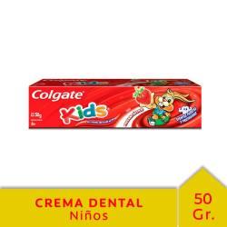 Crema Dental Colgate Infantil Fresa x 50 g.