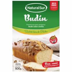 Premezcla para Budín Vainilla Naturalsur x 500 g.
