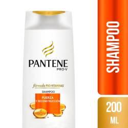 Shampoo Pantene Fuerza y Reconstrucción x 200 cc.