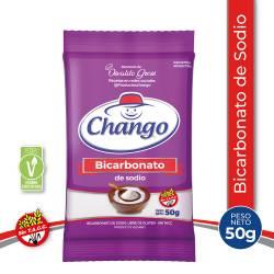 Bicarbonato Chango x 50 g.