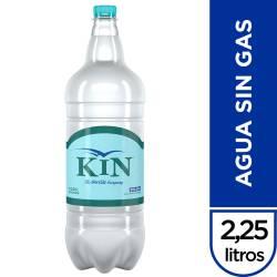 Agua de Mesa sin gas Kin Baja en sodio x 2,25 Lt.