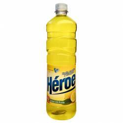 Limpiador Líquido Héroe Limón x 900 cc.