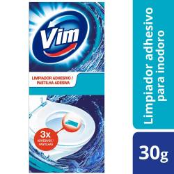 Desodorante Pastillas Adhesivas Vim Océano x 30 g.