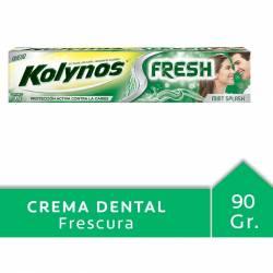 Crema Dental Kolynos con Flúor x 90 g.