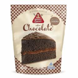 Polvo para Preparar Bizcochuelo Mamá Cocina Chocolate x 540 g.