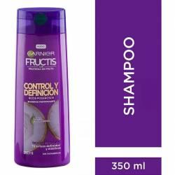 Shampoo Fructis Rizos manejables x 350 cc.