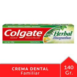 Crema Dental Colgate Herbal x 140 g.