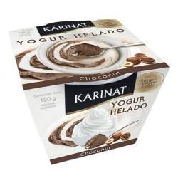 Yogur Helado Karinat Choconut x 120 g.