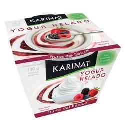 Yogur Helado Karinat Frutos del Bosque x 120 g.