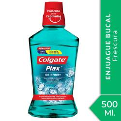 Enjuague Bucal Colgate ice Infinity x 500 cc.