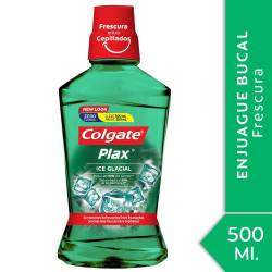 Enjuague Bucal Colgate Ice Glacial x 500 cc.