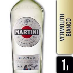 Vermouth Martini Bianco x 1 Lt.