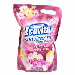 Suavizante Ecovita Flores Silvestres Doy Pack x 3 Lt.