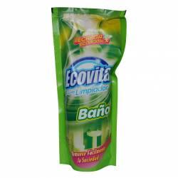 Limpiador de Baños Ecovita Doy Pack x 500 cc.