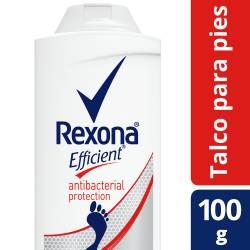 Polvo Pédico Rexona Antibacterial x 100 g.