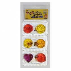 Caramelos de Gelatina Tembleke Emociones x 48 g.