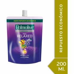 Jabón Líquido Palmolive Feel Relaxed Doy Pack x 200 cc.