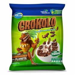Cereal Cocodrilos Crokolo Chocolate x 180 g.