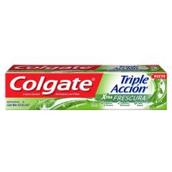 Crema Dental Colgate Triple Acción - Extra Fresh x 153 g.