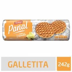 Galletitas Panal Vainilla Okebon Vainilla x 242 g.