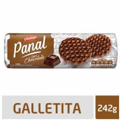 Galletitas Panal Chocolate Okebon x 242 g.