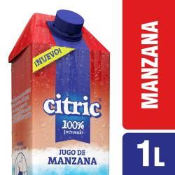 Jugo Citric Manzana x 1 Lt.
