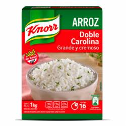 Arroz Doble Carolina Knorr Estuche x 1 Kg.