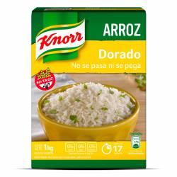 Arroz Parbolizado Dorado Knorr Estuche x 1 Kg.
