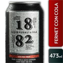 Fernet con Cola 1882 x 473 cc.