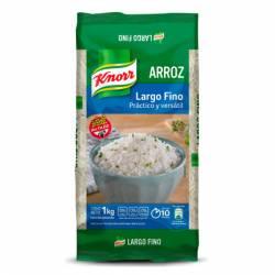 Arroz Grano Largo Fino 00000 Knorr x 1 Kg.