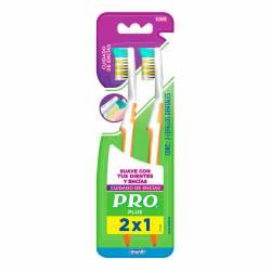 Cepillo Dental Suave Pro x 2 un.