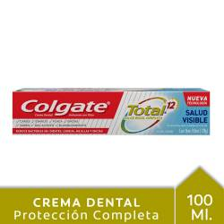 Crema Dental Colgate Total 12 Salud Visible x 133 g.