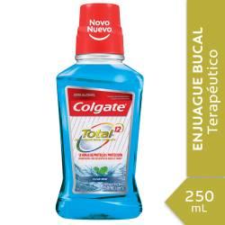 Enjuague Bucal Colgate Total 12 Clean Mint x 250 cc.