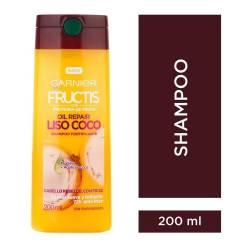 Shampoo Oil Repair Fructis Liso Coco x 200 cc.
