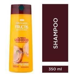Shampoo Fructis Oil Repair Liso Coco x 350 cc.